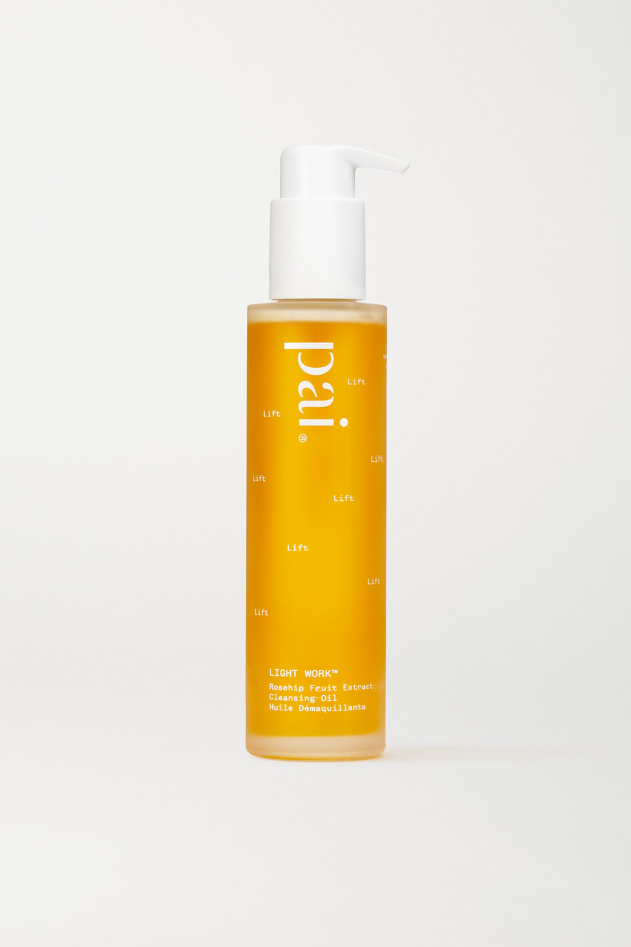 Pai Skincare + NET SUSTAIN Light Work Rosehip Cleansing Oil, 145ml