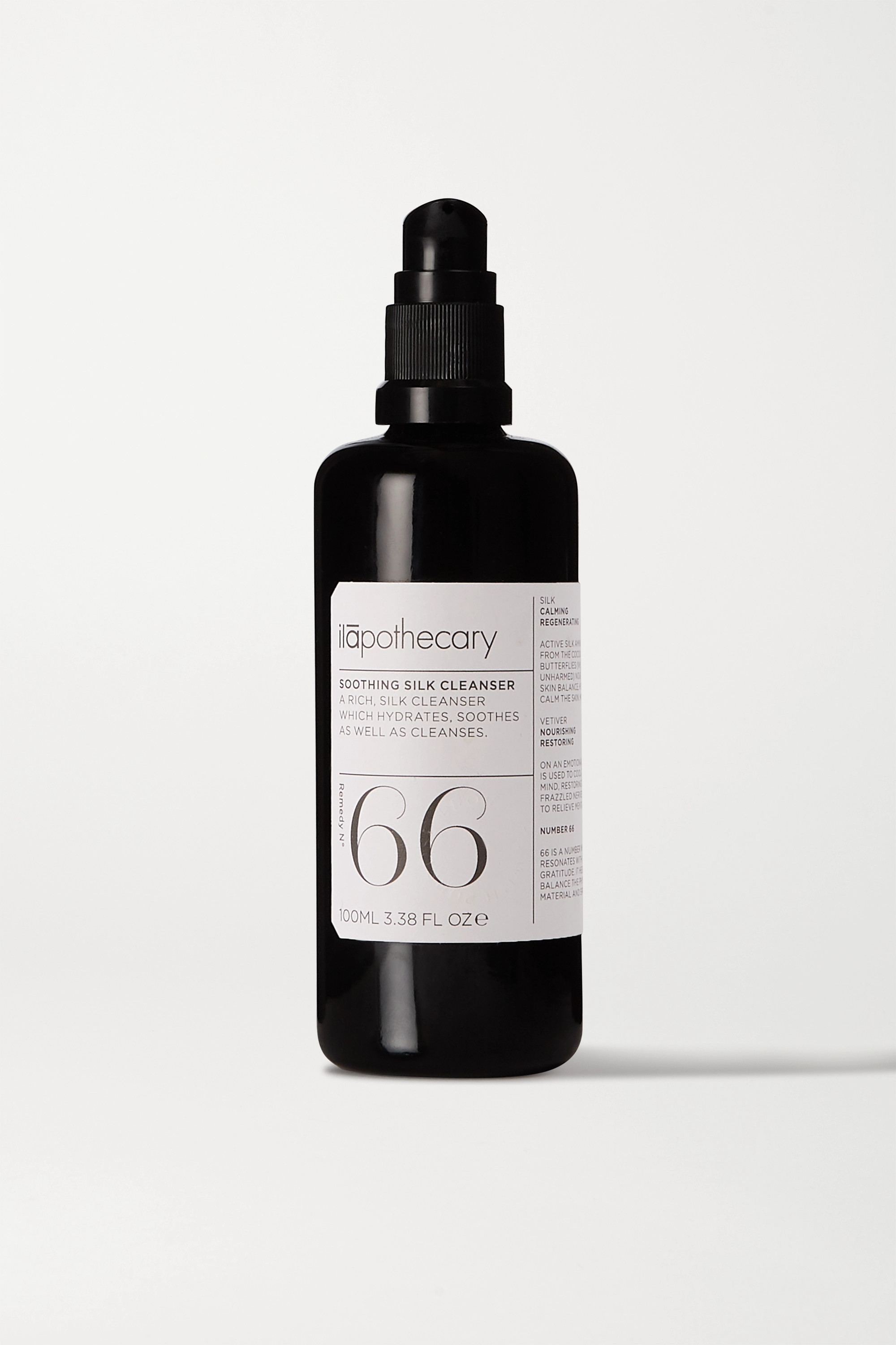 Ilapothecary + NET SUSTAIN Soothing Silk Cleanser, 100 ml – Cleanser