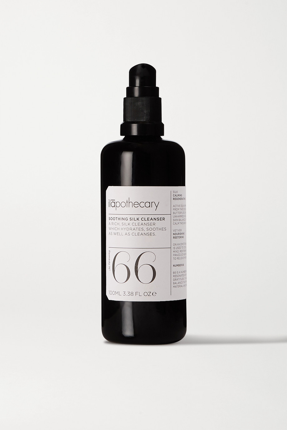 Ilapothecary + NET SUSTAIN Soothing Silk Cleanser, 100ml