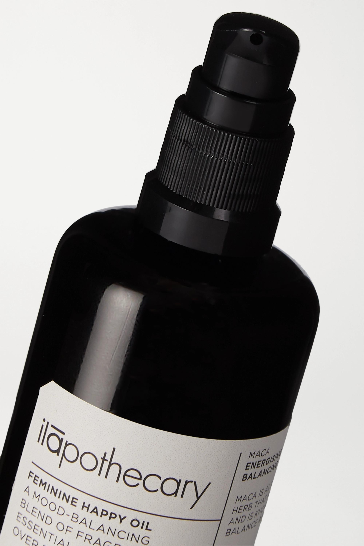 Ilapothecary + NET SUSTAIN Feminine Happy Oil, 100ml