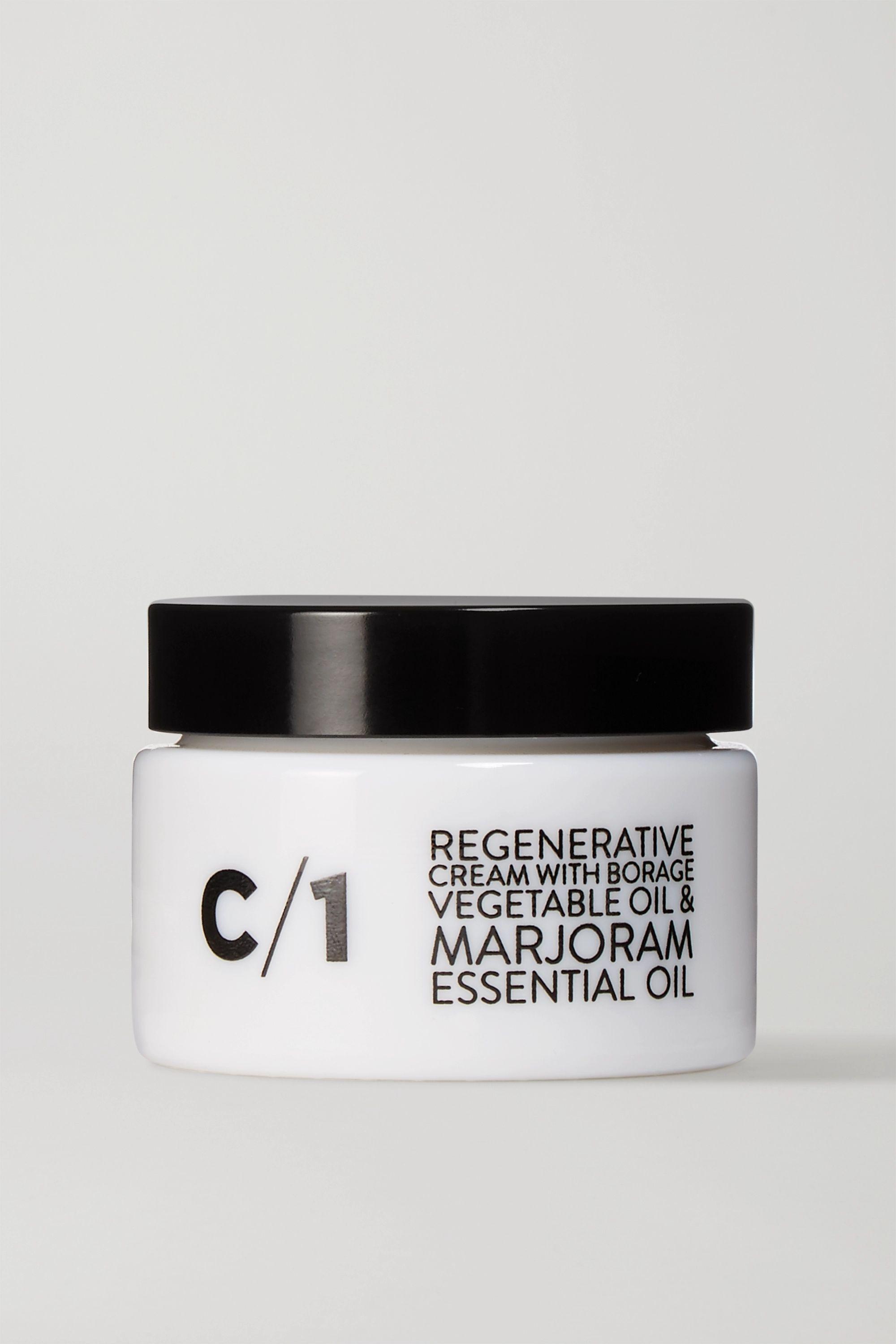 Cosmydor + NET SUSTAIN C/1 Regenerative Cream with Borage Vegetable Oil & Marjoram Essential Oil, 50ml