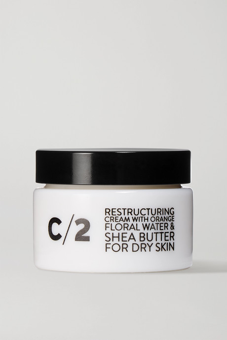 Colorless + NET SUSTAIN C/2 Restructuring Cream with Orange Floral Water & Shea Butter, 50ml | Cosmydor umAcyR