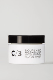 C/3 Nourishing Mask Shea Butter & Orange Floral Water, 50ml