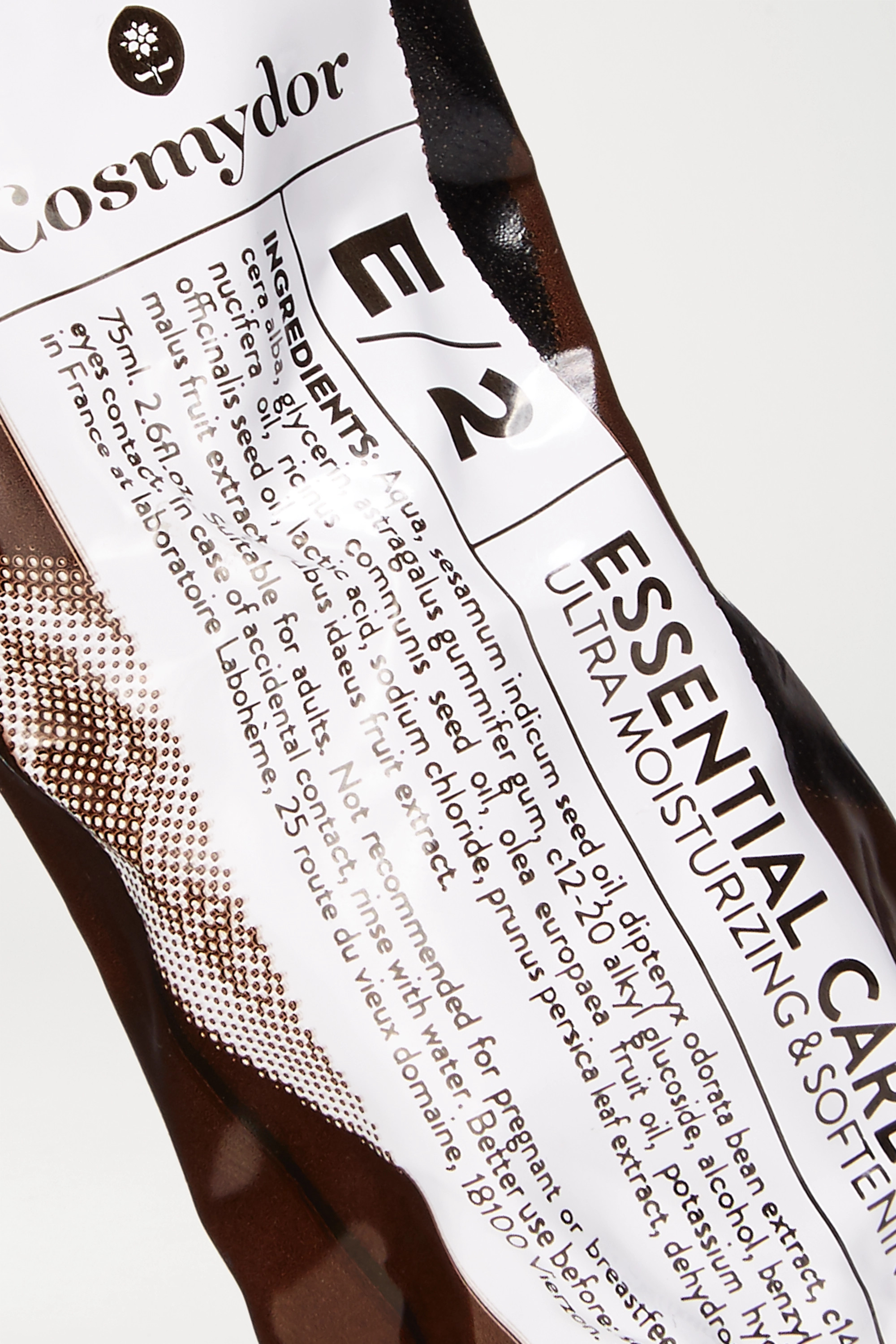 Cosmydor + NET SUSTAIN E/2 Essential Care Tonka Ultra Moisturizing & Softening Cream, 75ml