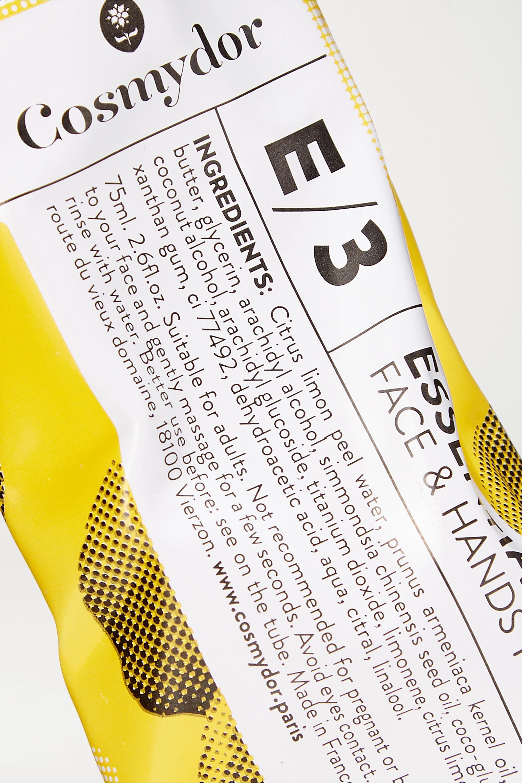 Cosmydor 【NET SUSTAIN】E/3 柠檬基础护肤霜,75ml