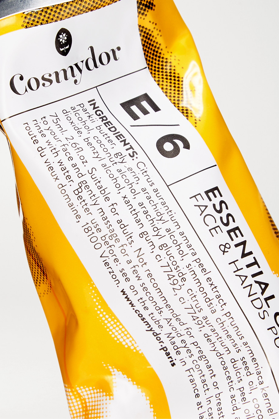 Cosmydor + NET SUSTAIN E/6 Essential Care Orange, 75ml