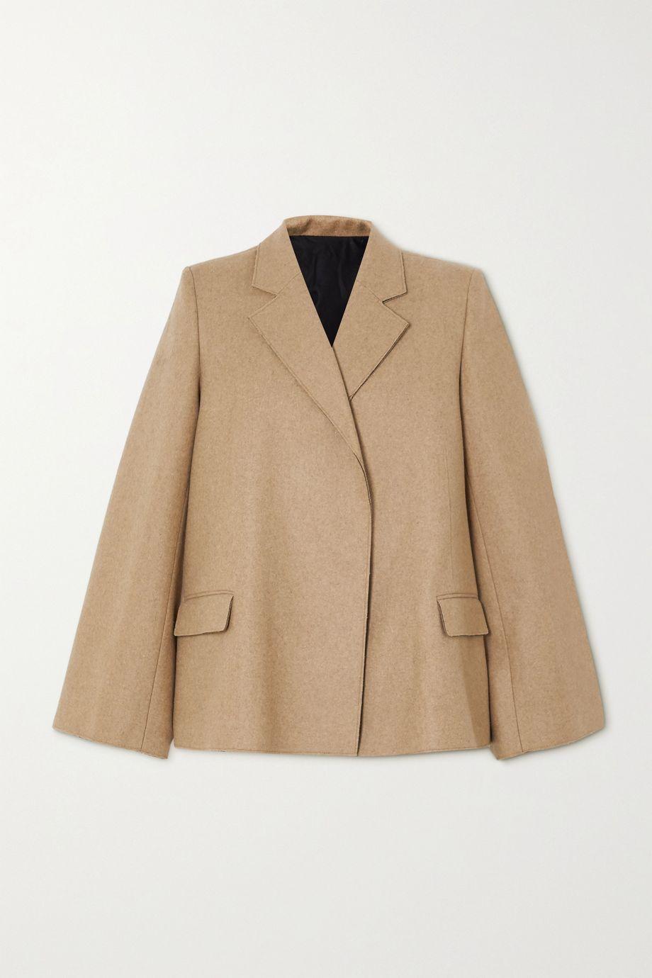 Totême Bonce wool-blend blazer