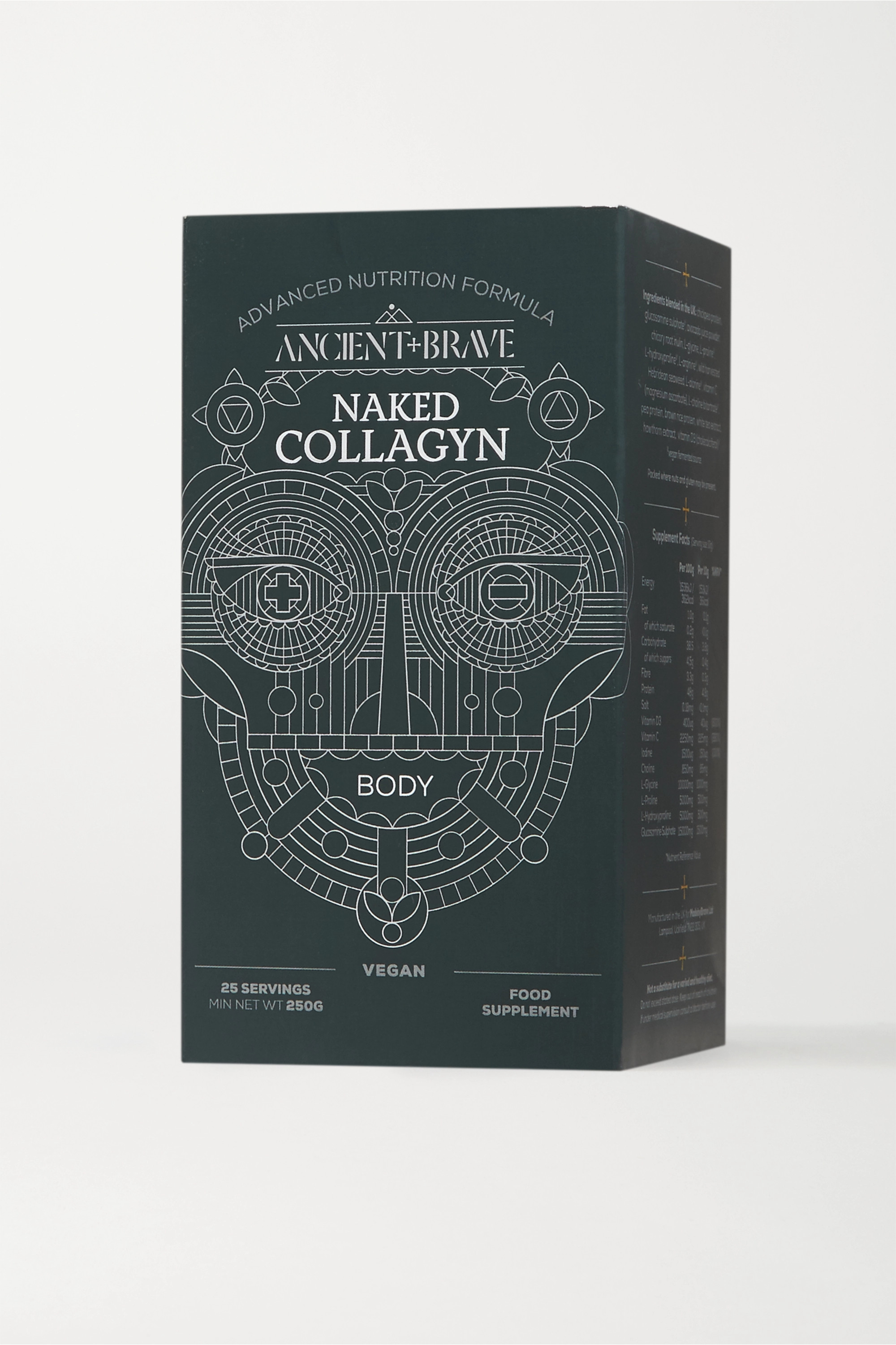 ANCIENT+BRAVE Naked Collagyn, 250g