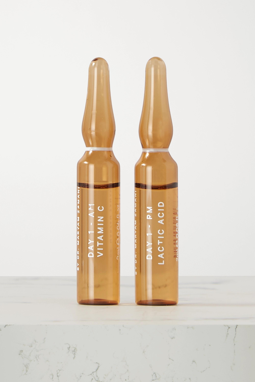 MZ Skin Glow Boost Ampoules, 10 x 2 ml – Ampullen