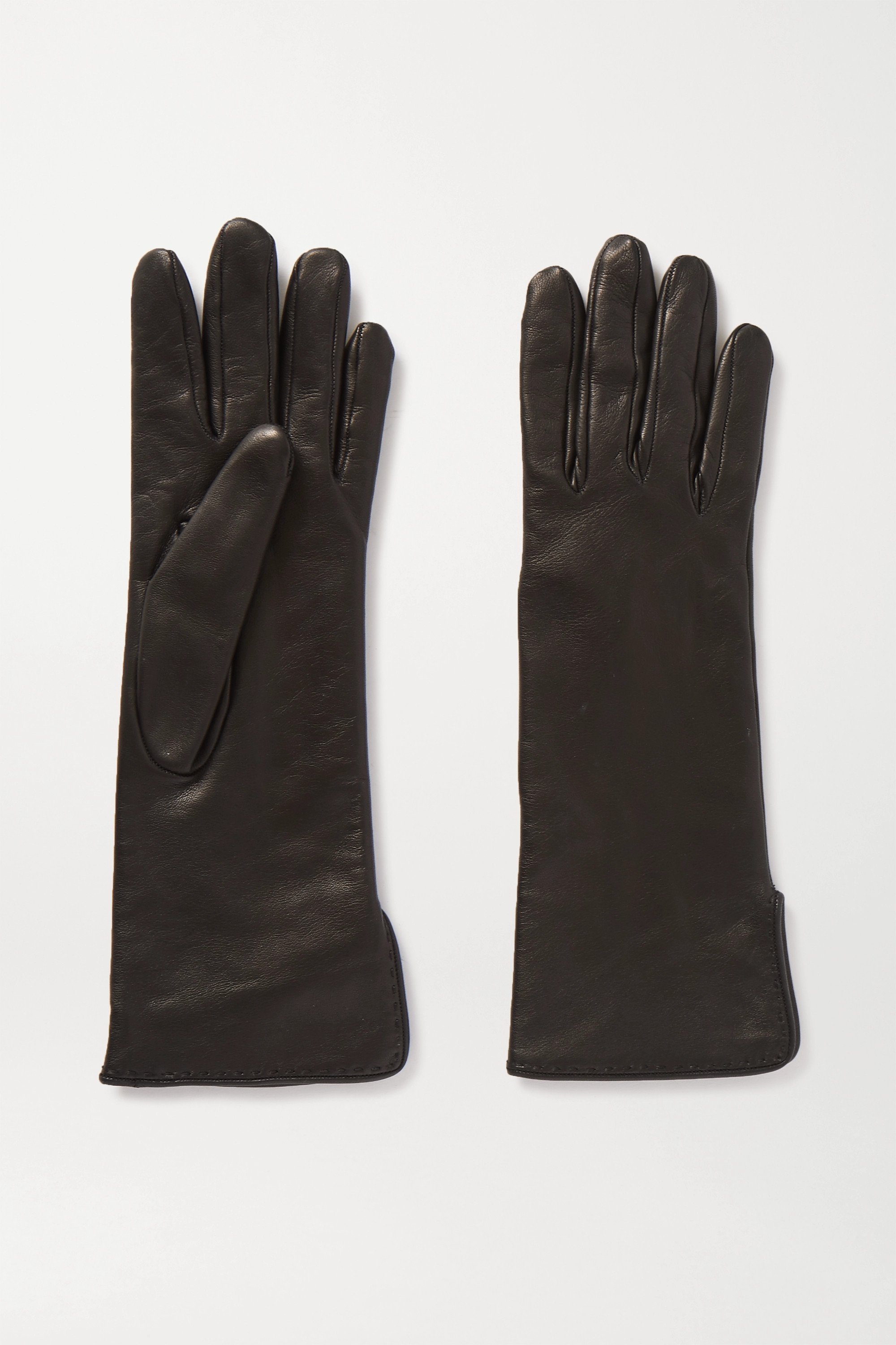 Loro Piana Leather gloves