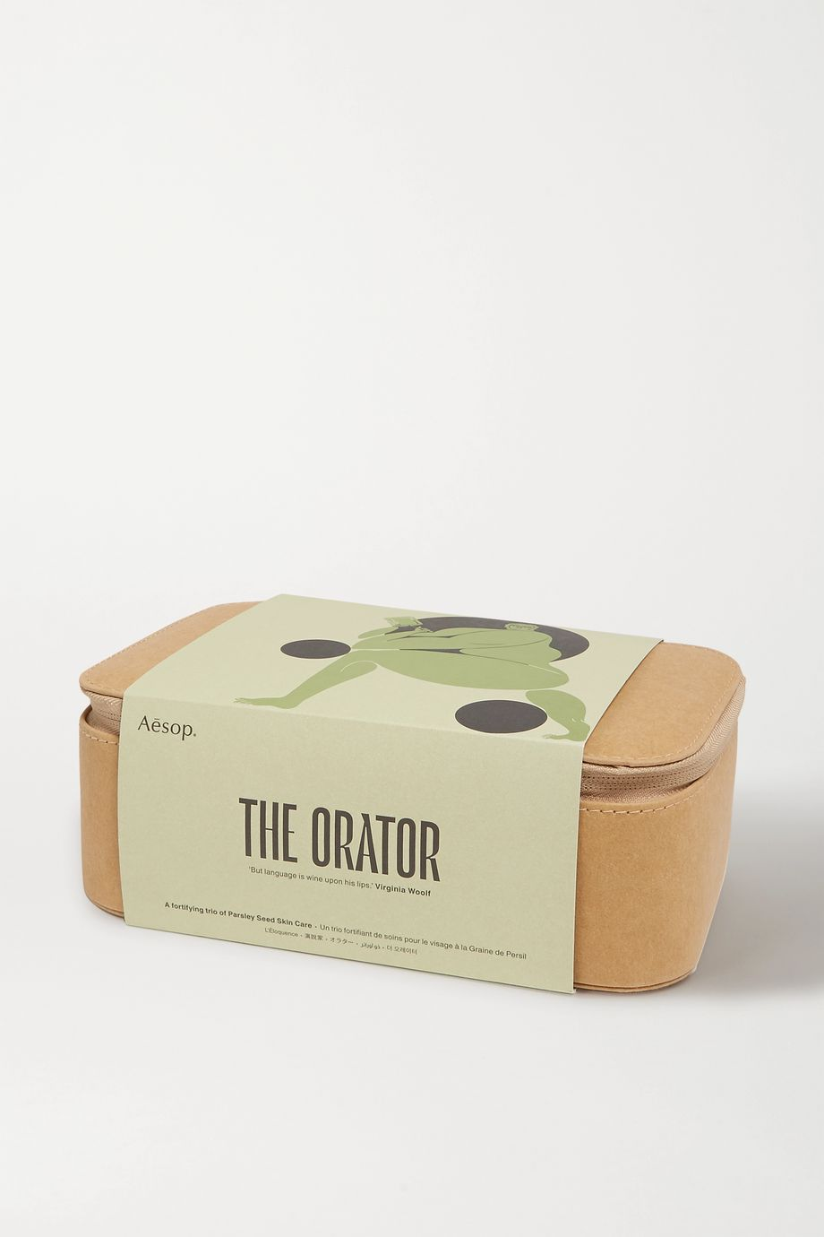 Aesop The Orator Kit