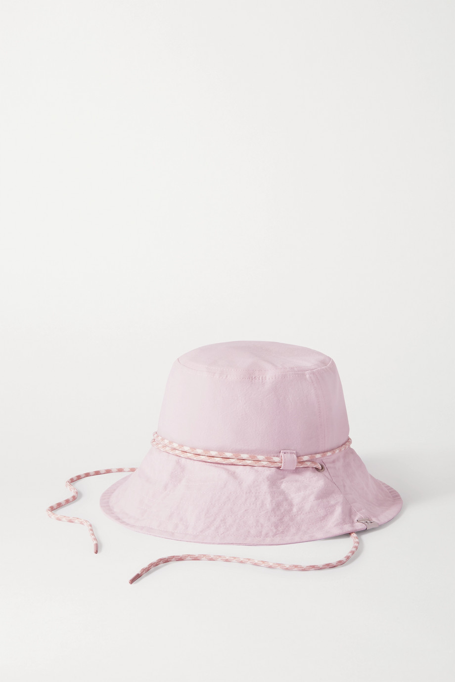 rag & bone Rope-trimmed cotton bucket hat