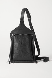 rag & bone Elliot textured-leather backpack