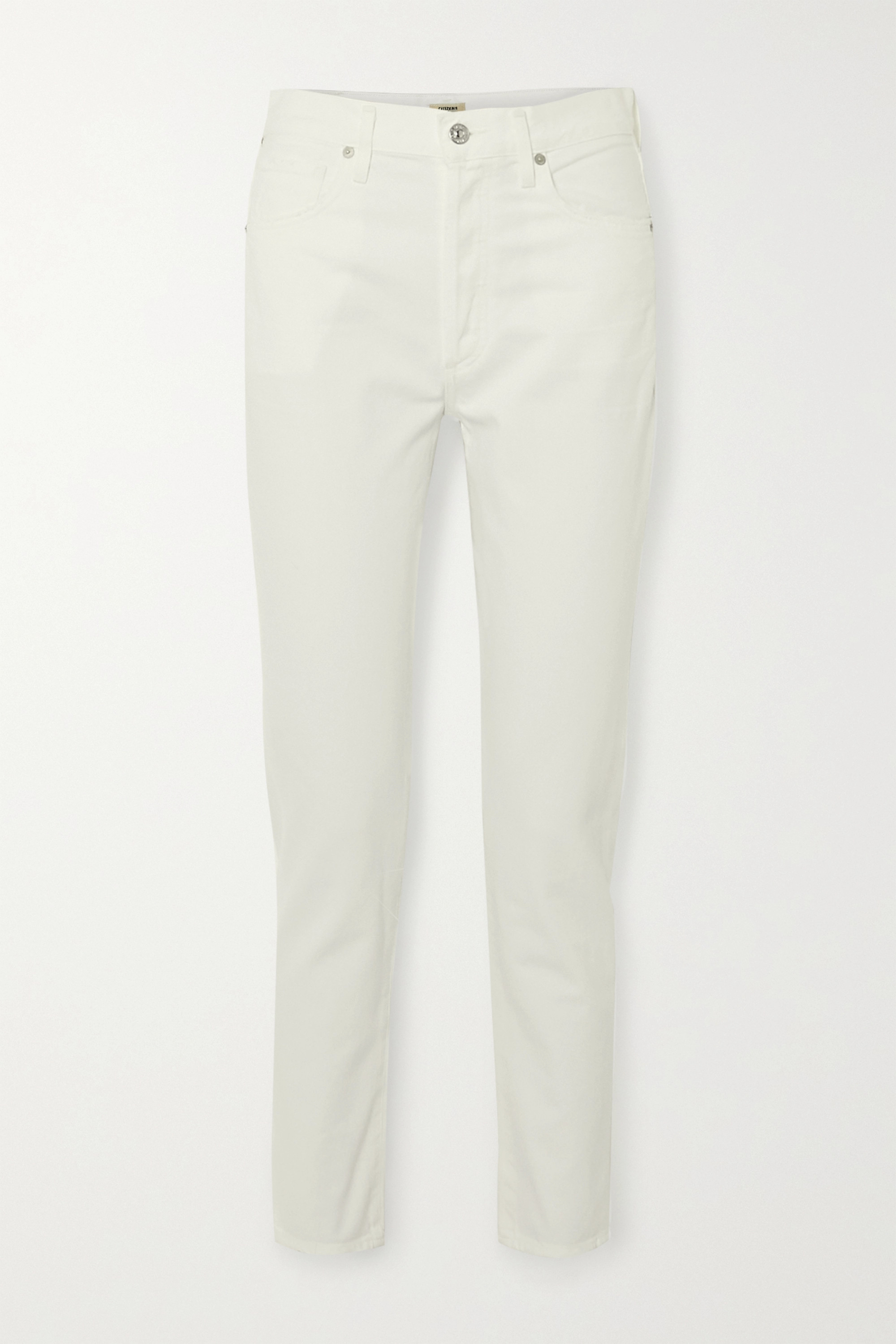 Citizens of Humanity Liya high-rise straight-leg jeans