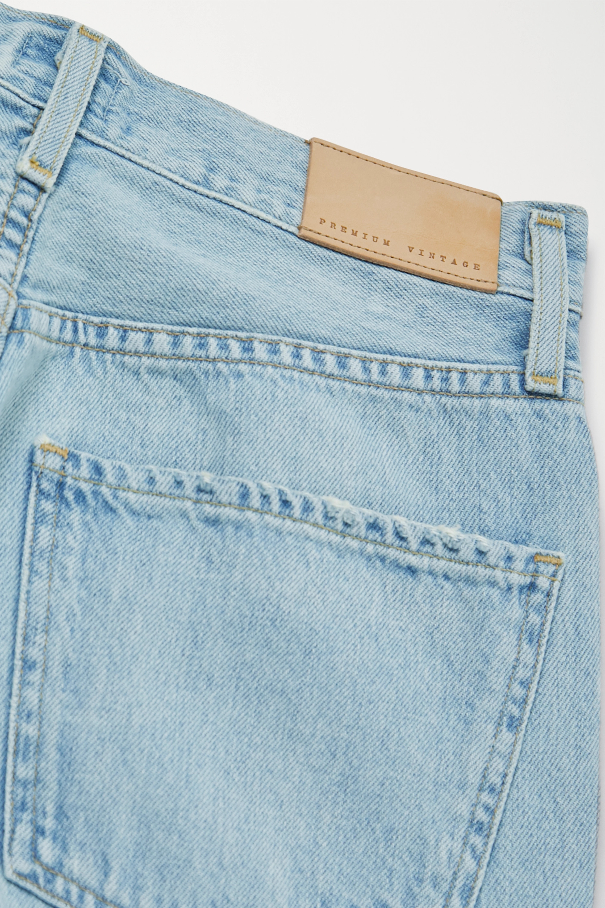 Citizens of Humanity Sacha organic high-rise wide-leg  jeans