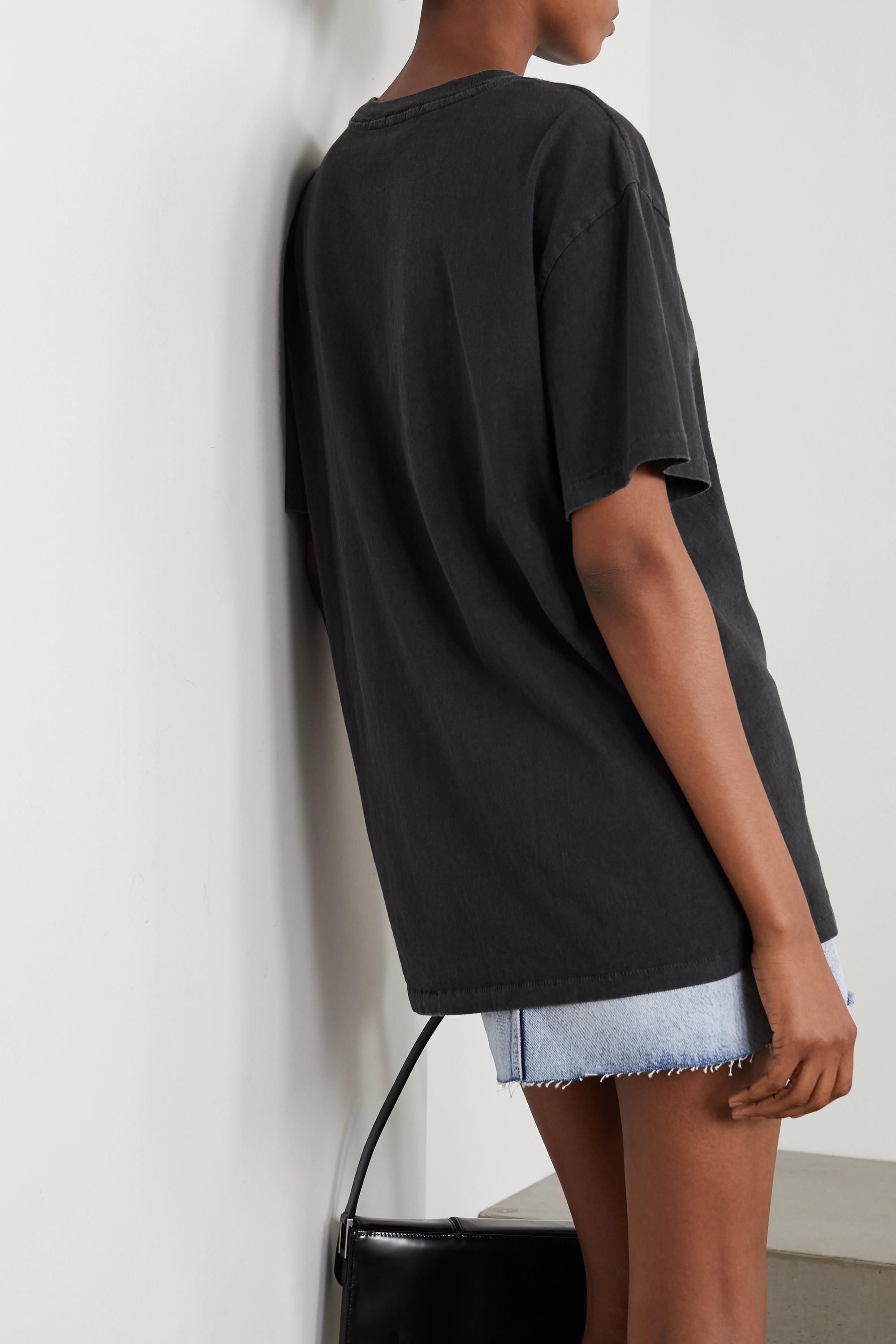 Ksubi Mercy T-Shirt aus Baumwoll-Jersey mit Print