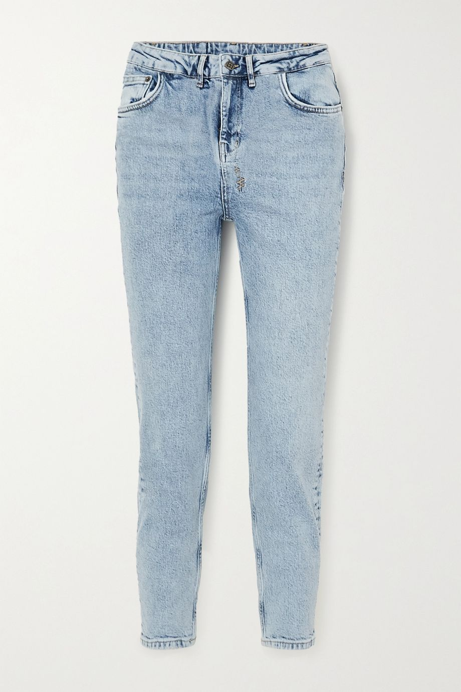 Ksubi Pointer Jeans mit schmalem Bein