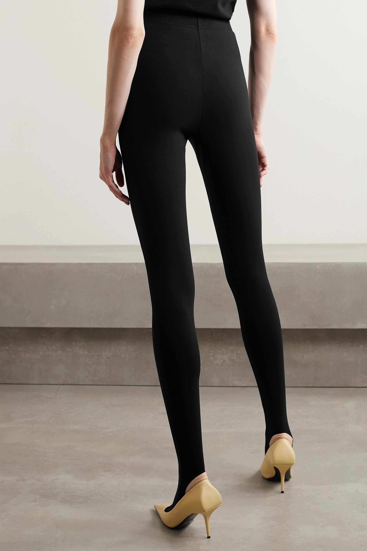 Balenciaga Leggings aus Stretch-Ponte