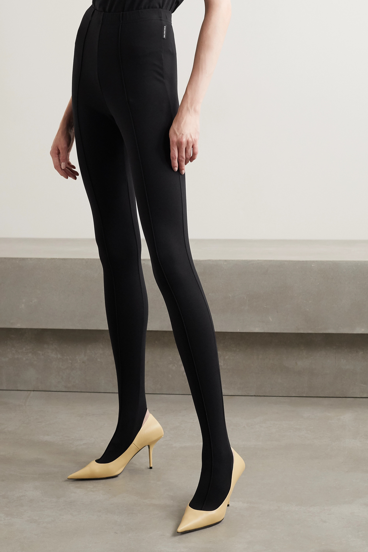 Balenciaga Stretch-ponte leggings