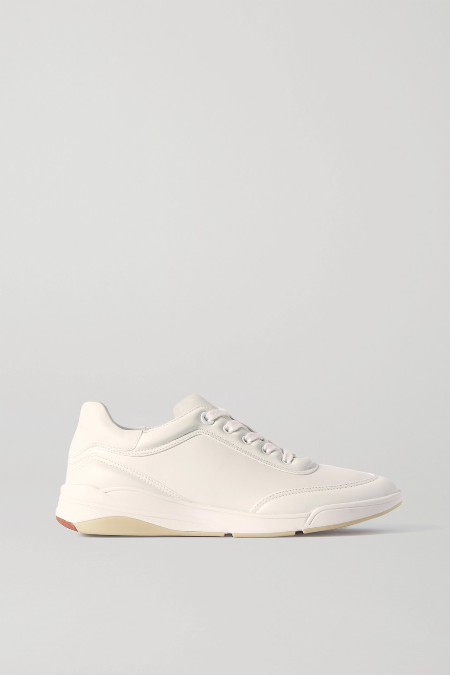 Loro Piana Play leather sneakers