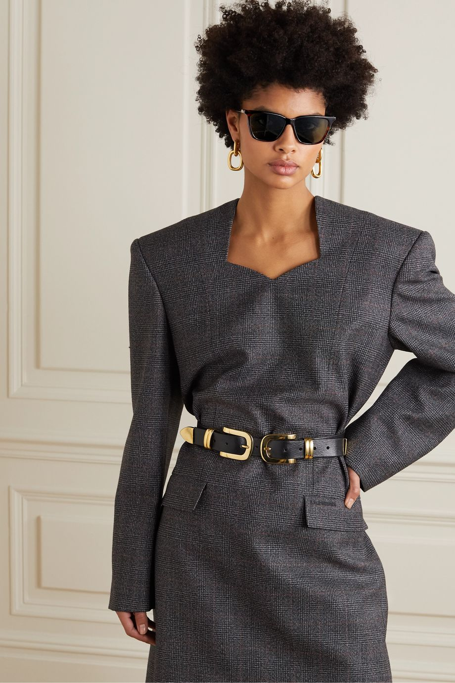 Givenchy Square-frame tortoiseshell acetate sunglasses