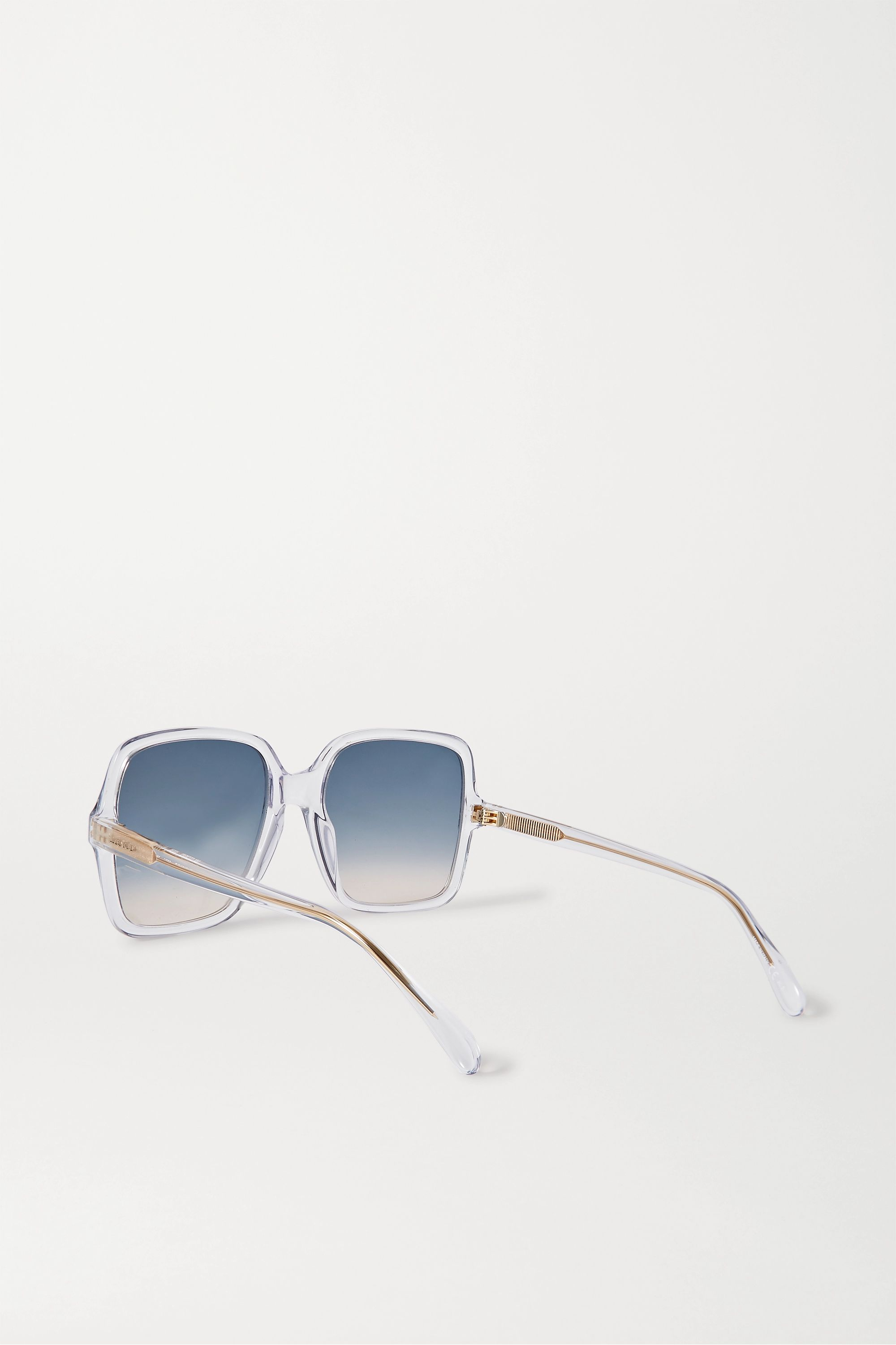 Givenchy Oversized square-frame acetate sunglasses