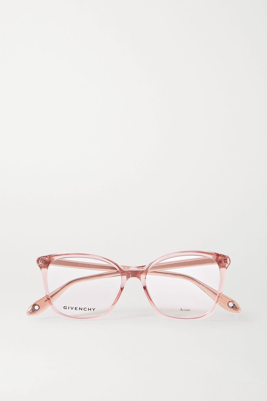 Givenchy Round-frame acetate optical glasses