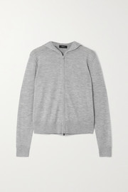 Theory Cashair cashmere hoodie