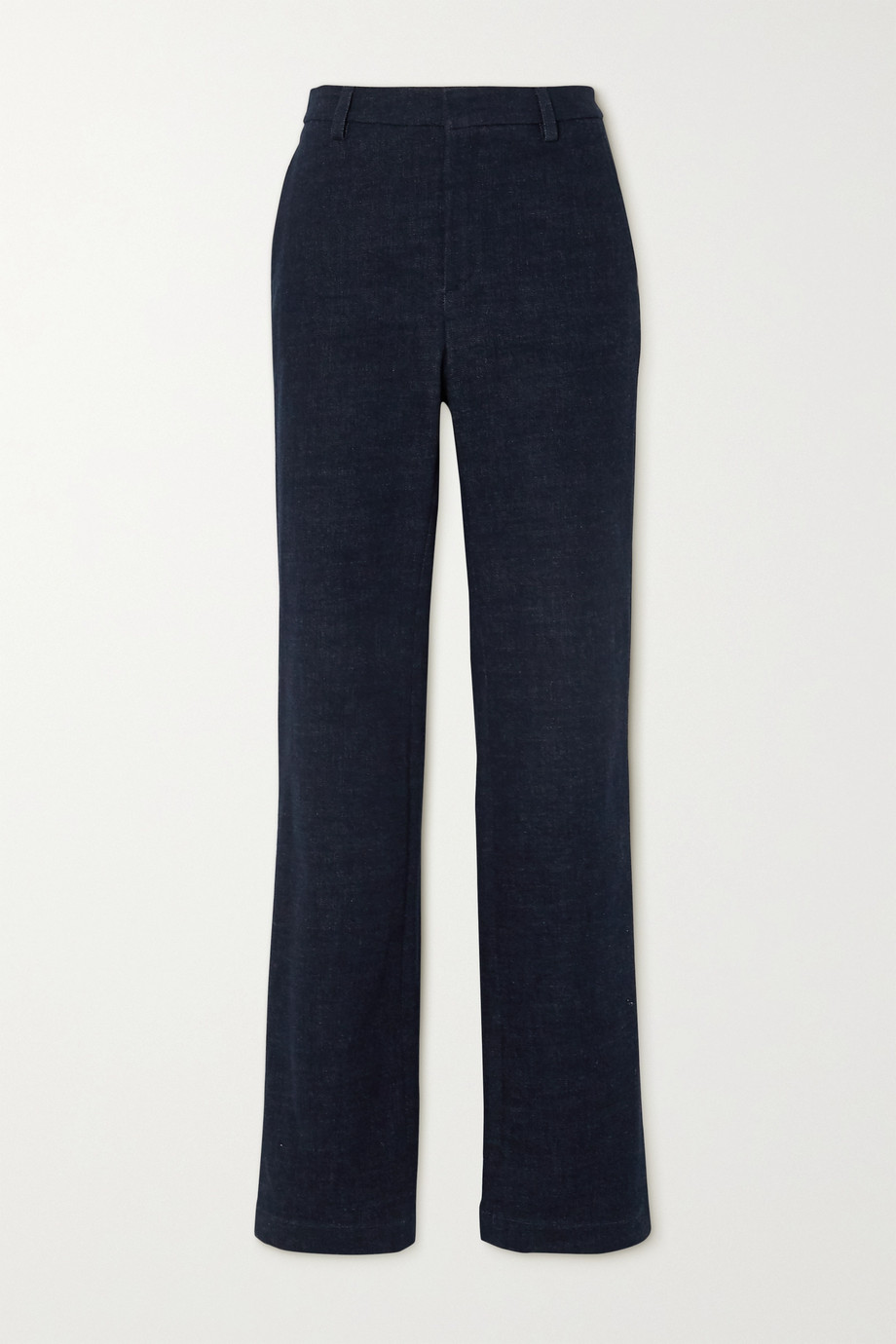 Loro Piana Denim straight-leg pants