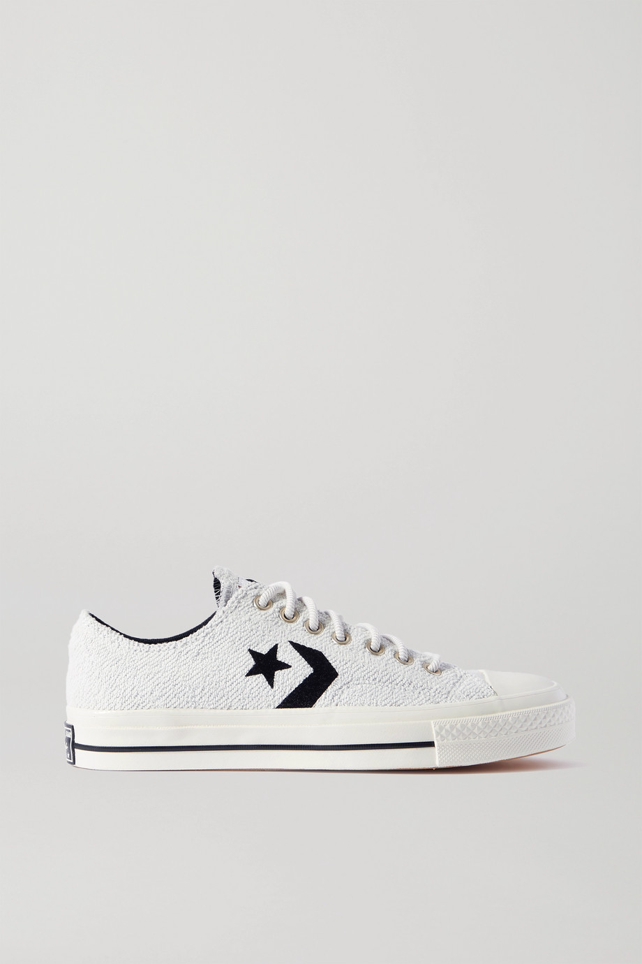 Converse Star Player OX color-block terry sneakers