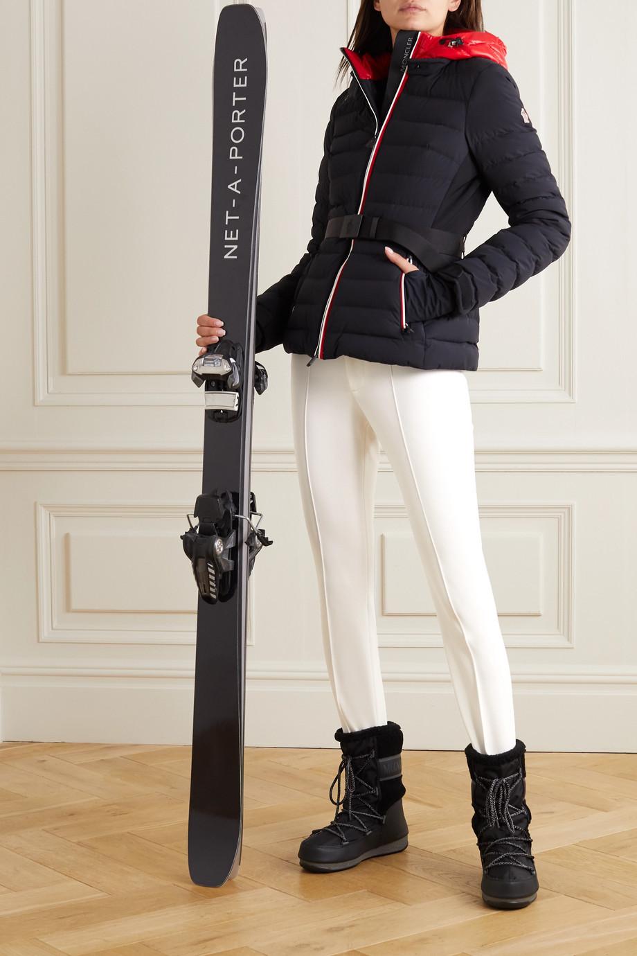 Moncler Grenoble Pantalon de ski fuseau Sportivo