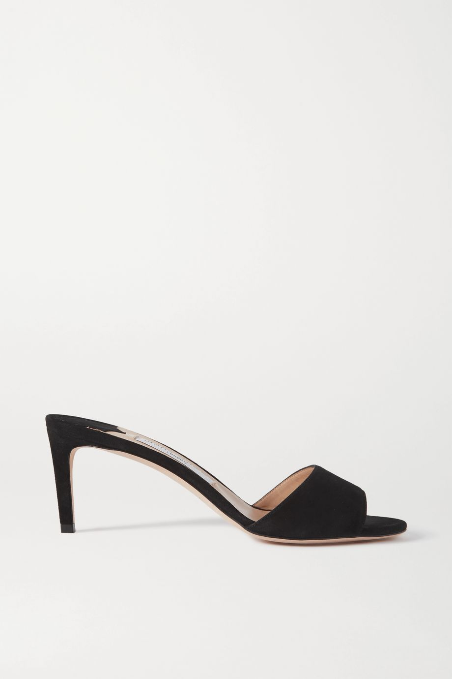 Jimmy Choo Stacey 65 suede mules