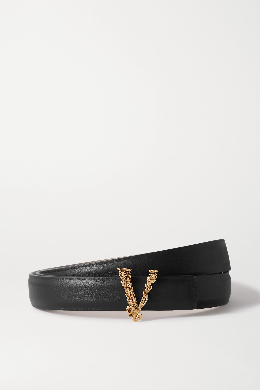 Versace Taillengürtel aus Leder