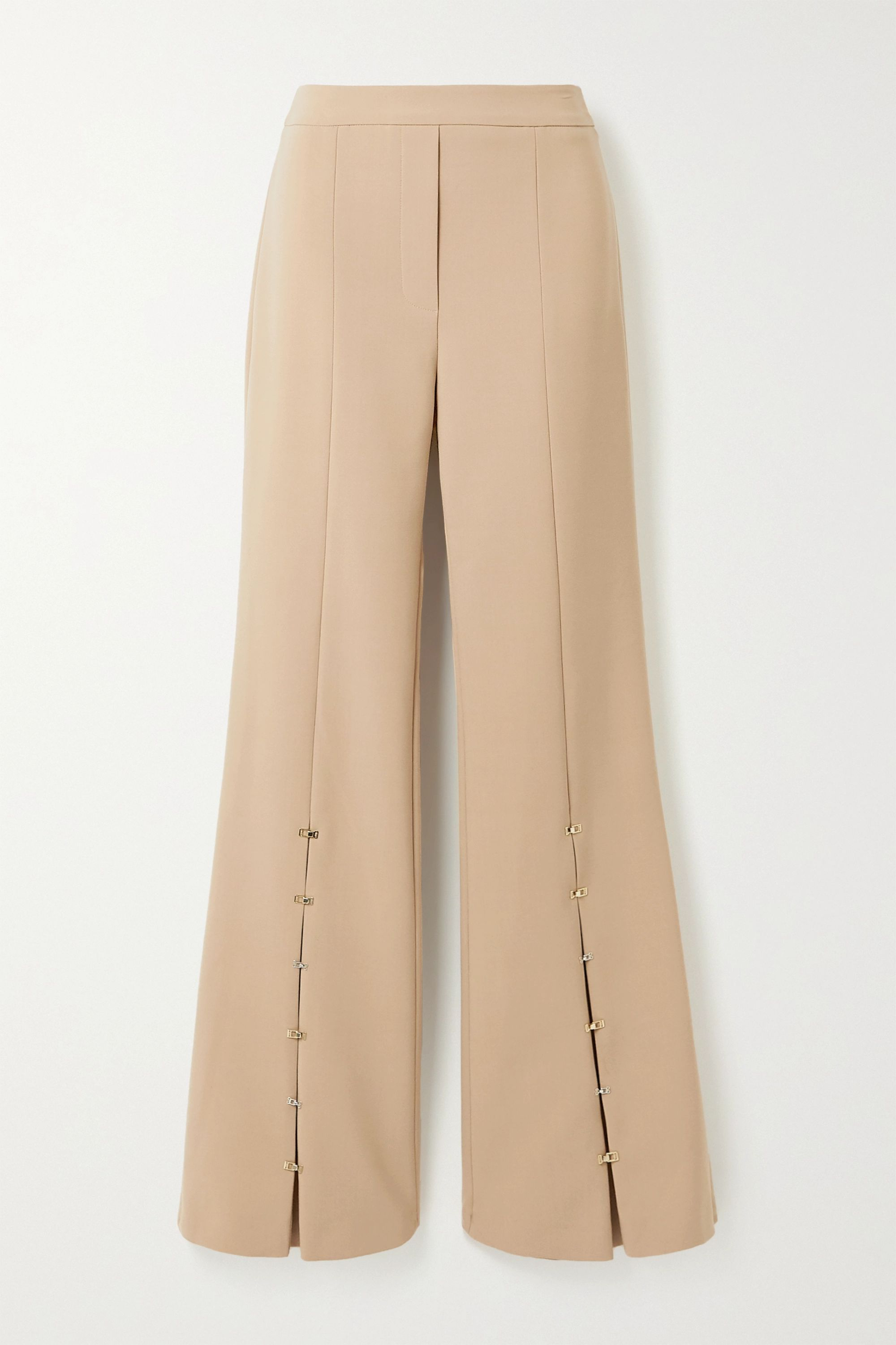 Ellery Spartans woven flared pants