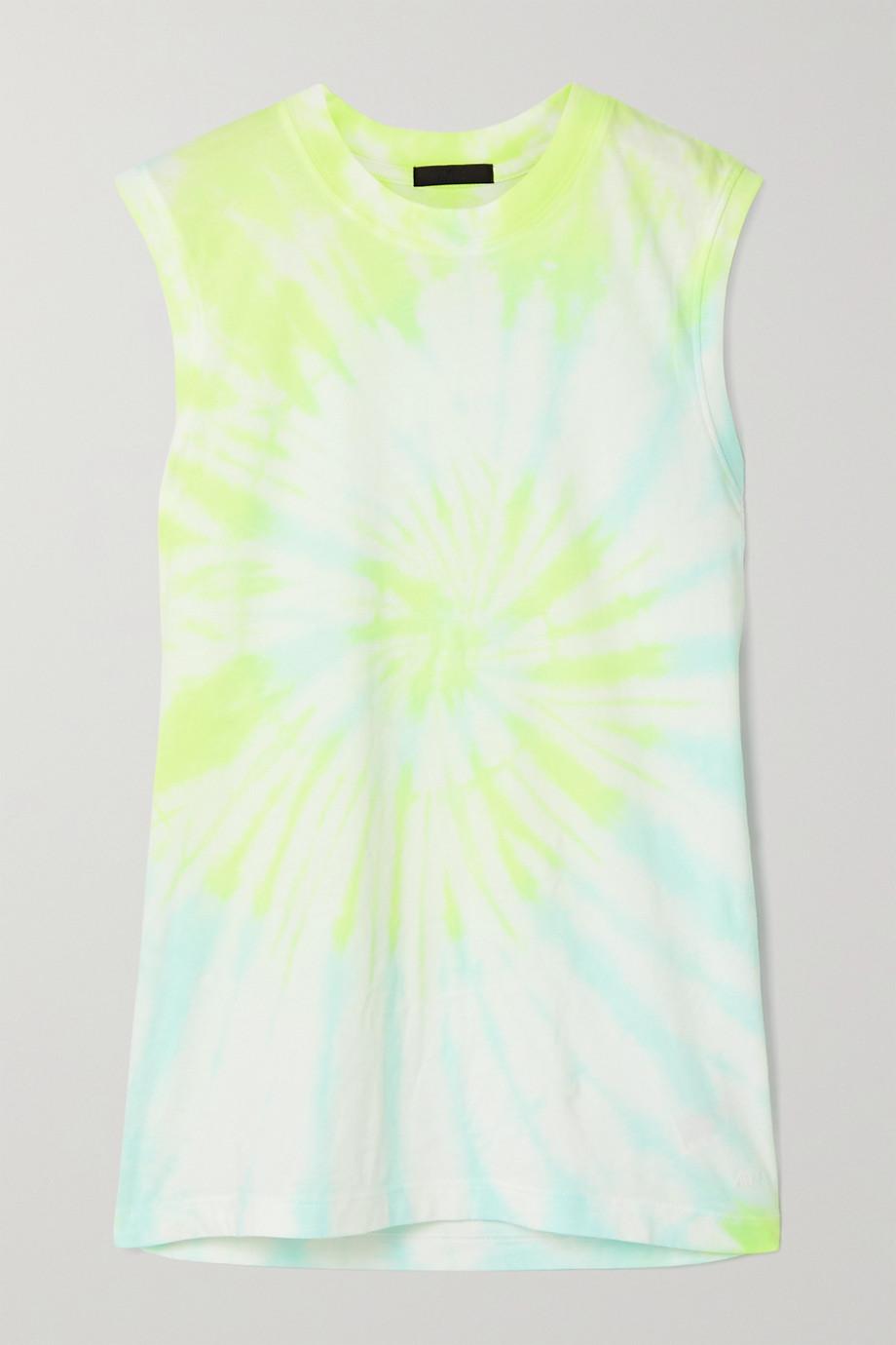 ATM Anthony Thomas Melillo Tie-dyed cotton-jersey tank