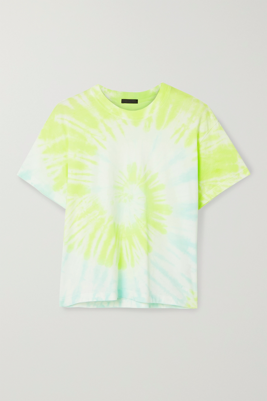 ATM Anthony Thomas Melillo Boy tie-dyed cotton-jersey T-shirt