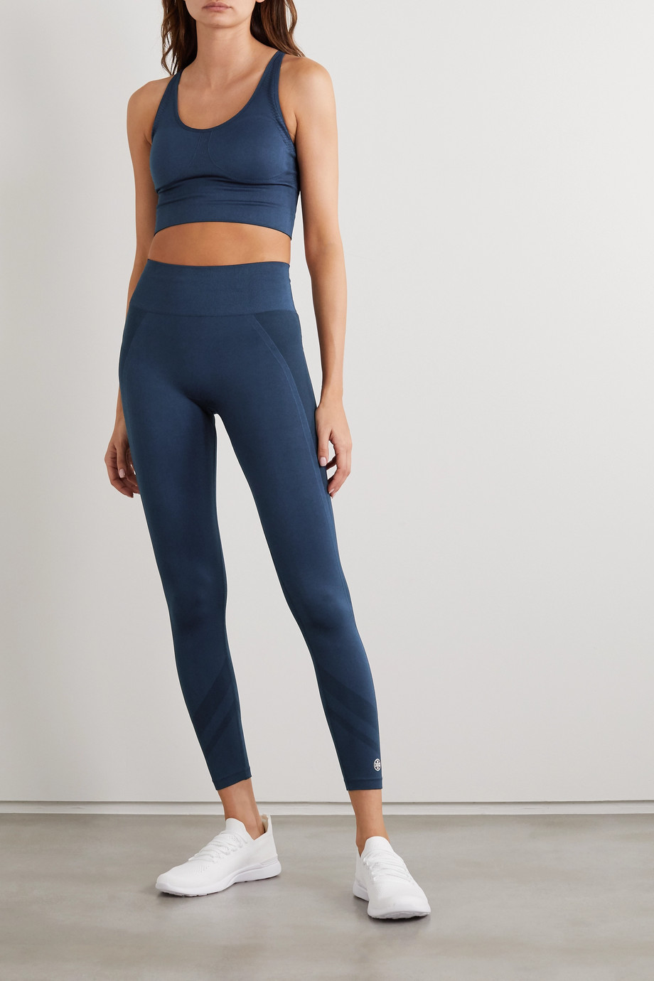 Tory Sport Seamless stretch sports bra
