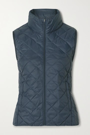 Tory Sport Quilted shell down vest