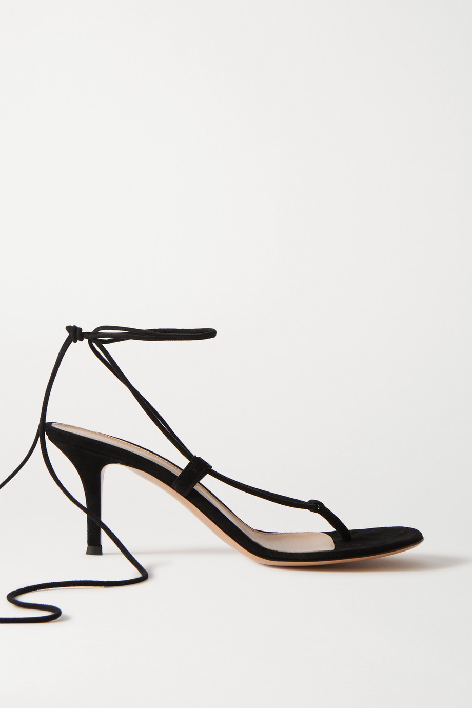 Gianvito Rossi 70 suede sandals