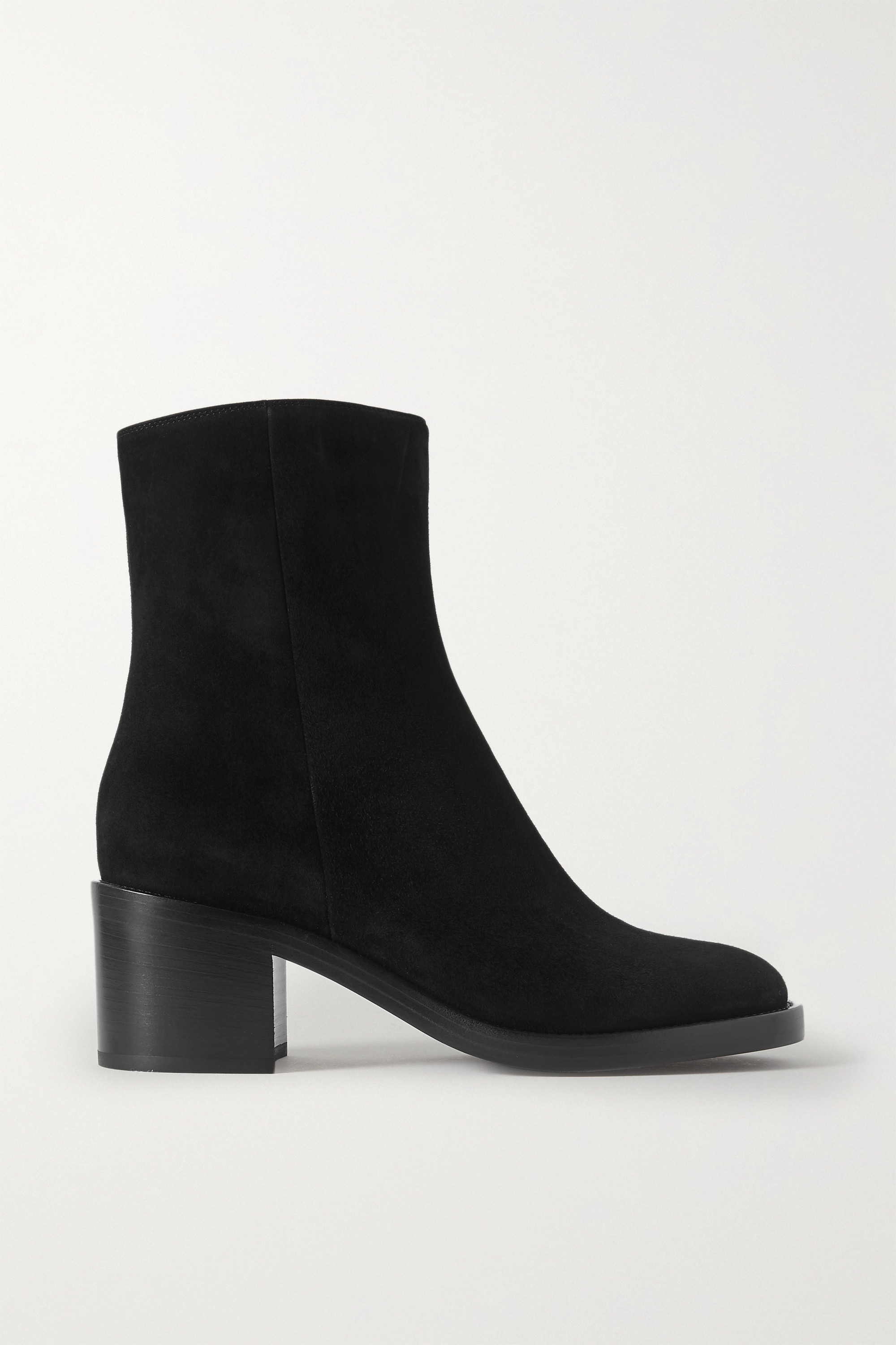 Gianvito Rossi 60 suede ankle boots