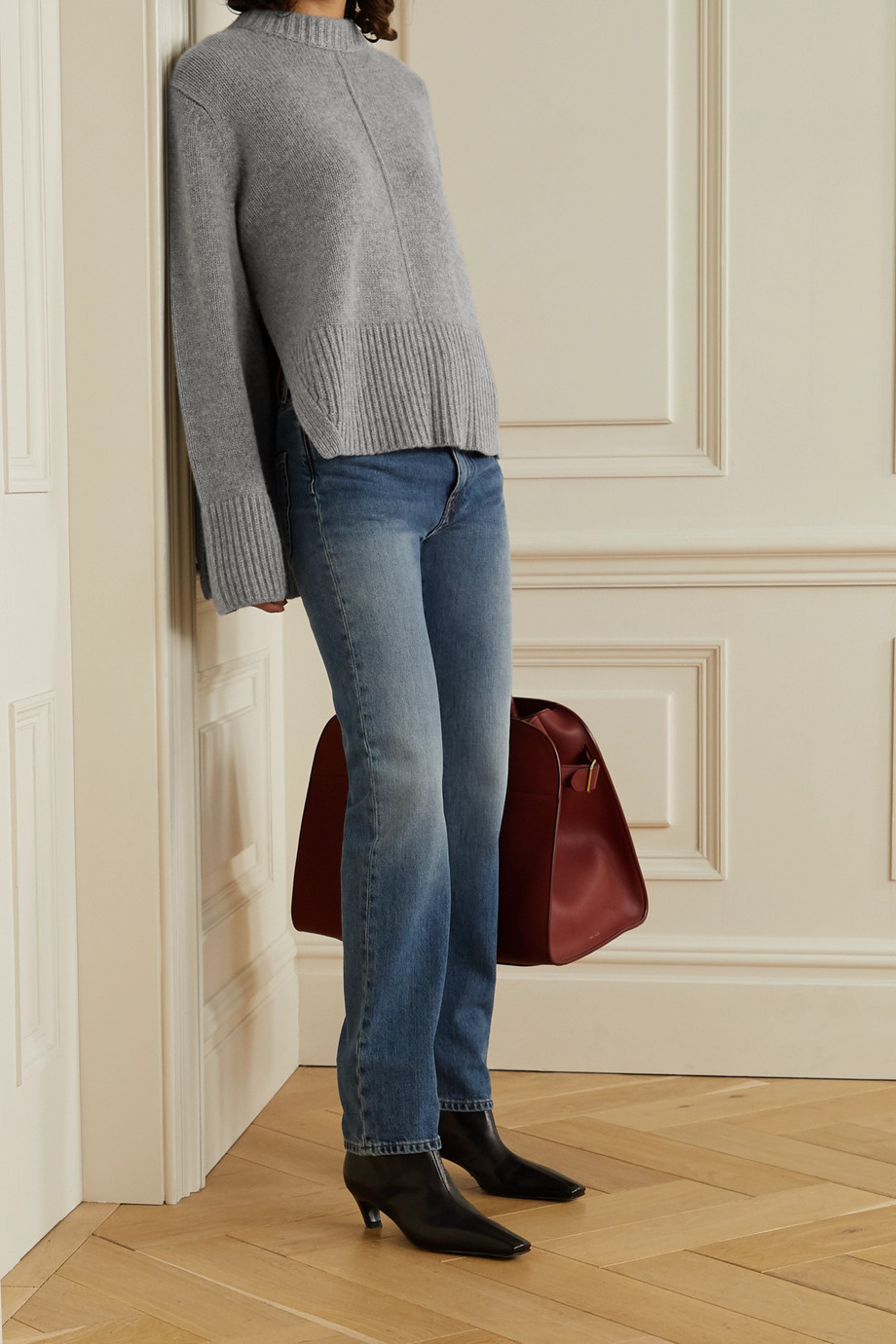 Khaite Virginia cashmere sweater