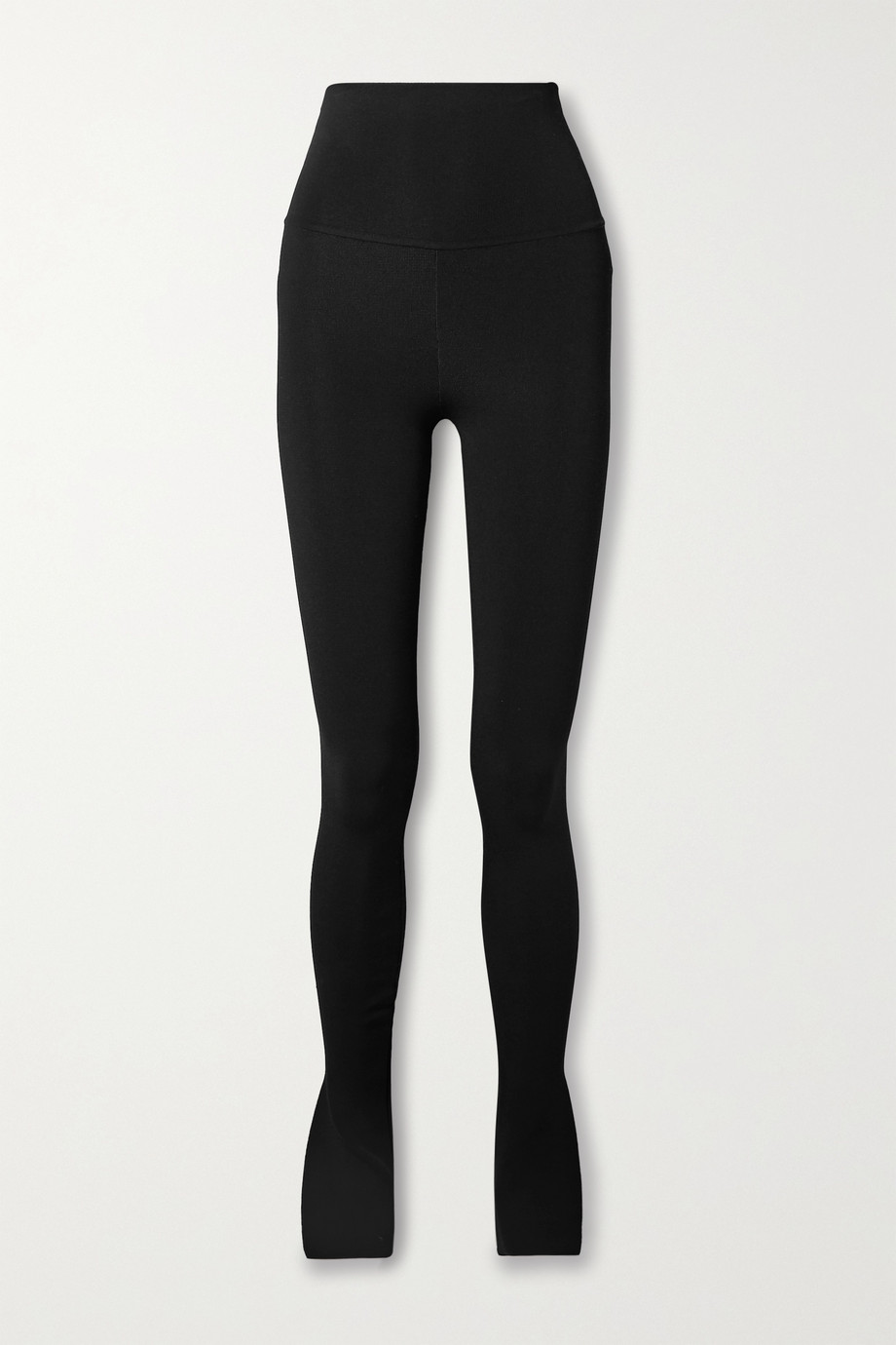 Khaite Roonie stretch-knit skinny pants