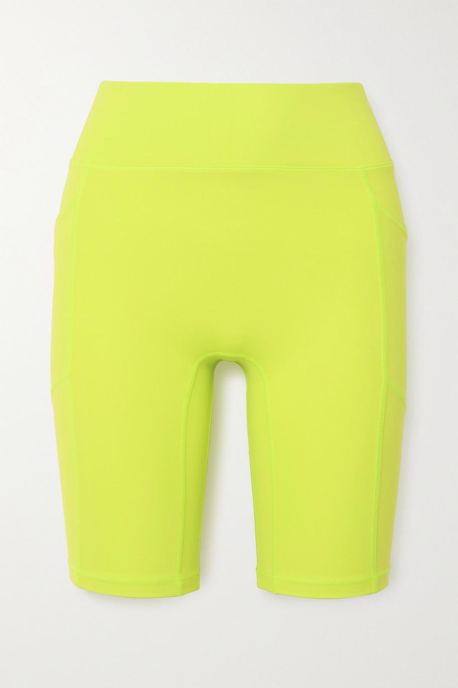 All Access Record Breaker stretch biker shorts
