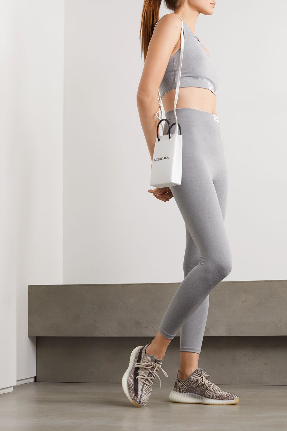 Adam Selman Sport Stretch-Leggings