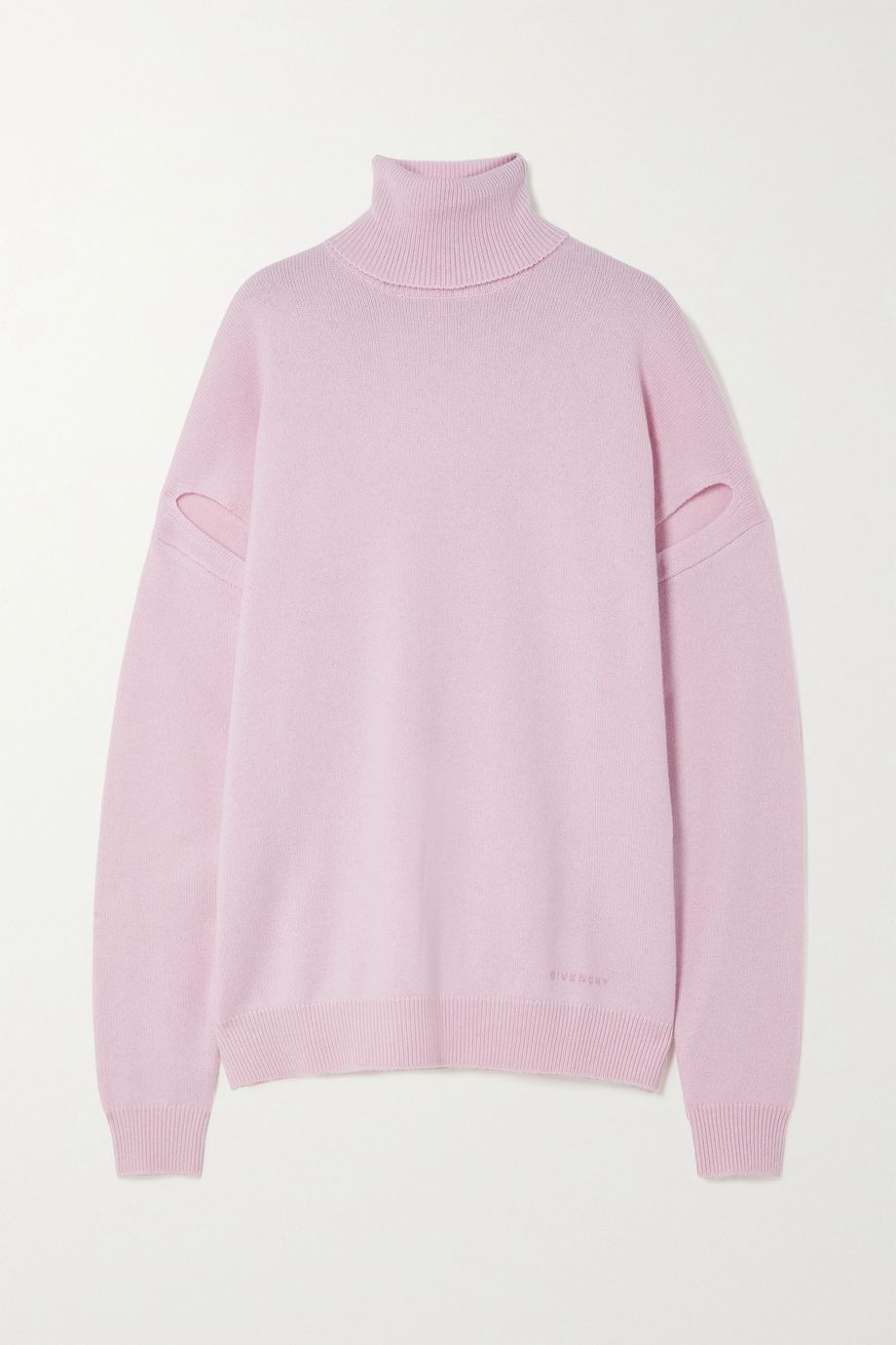 Givenchy Convertible cashmere turtleneck sweater