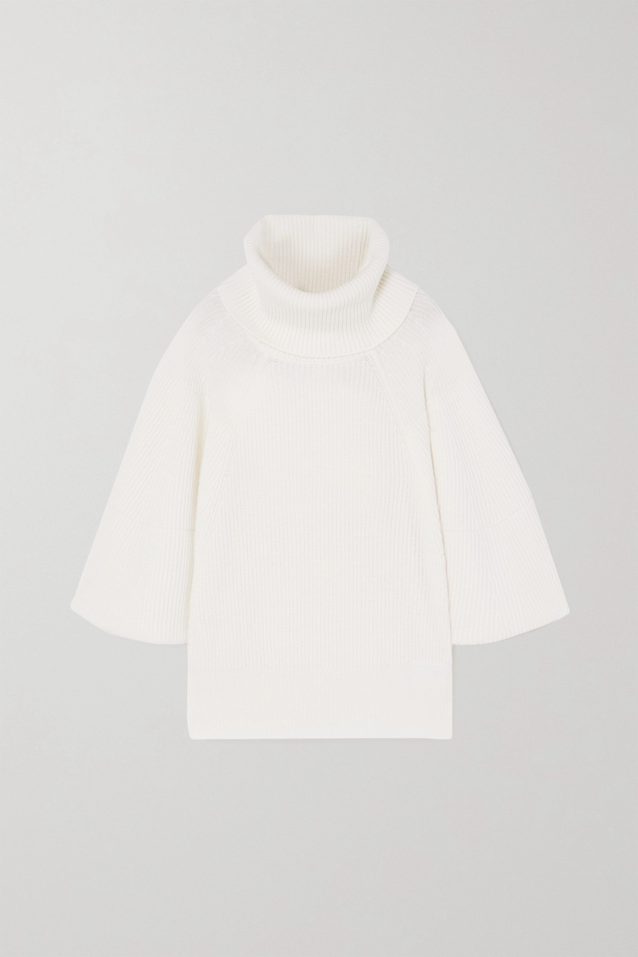 Givenchy Ribbed cashmere turtleneck sweater