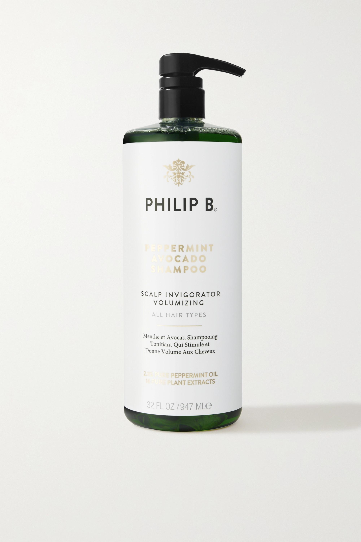 Philip B Peppermint Avocado Shampoo, 947ml