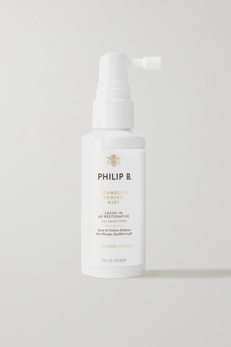 Philip B Detangling Toning Mist, 60 ml – Leave-In-Conditioner