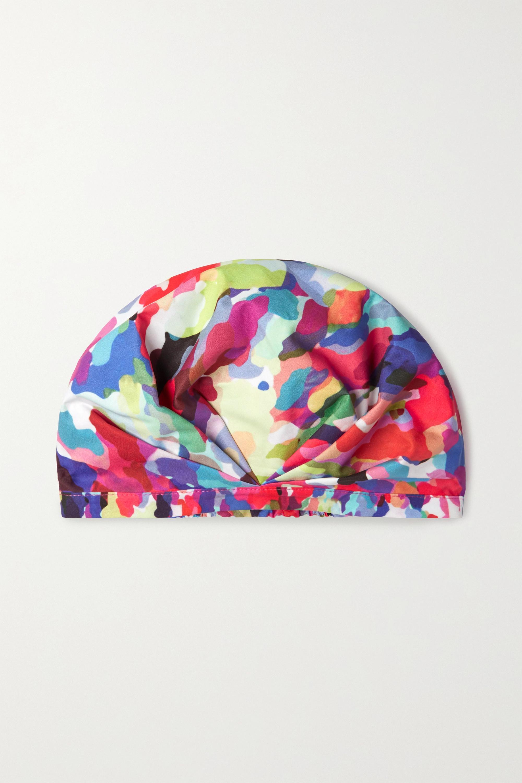 SHHHOWERCAP The Fetti printed shower cap