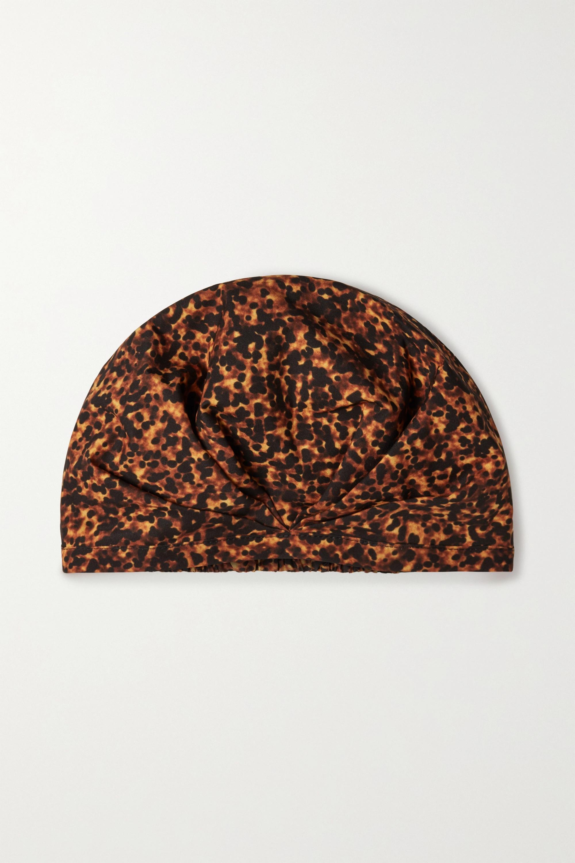 SHHHOWERCAP The Tortuga printed shower cap